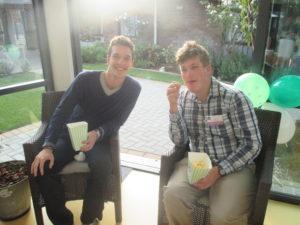 NZ - male volunteers