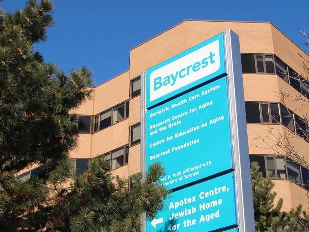 Picture of Baycrest marquee